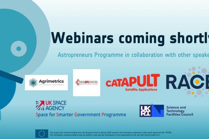 UK Space Agency & Astropreneurs Webinar Cycle: Sesion I
