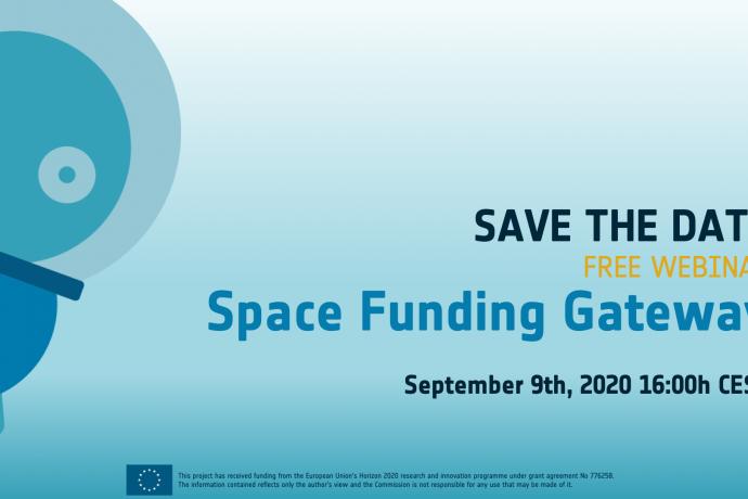 Astropreneurs Webinar · Space Funding Gateway