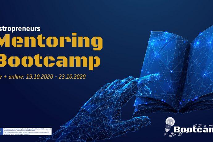 Astropreneurs Mentoring Bootcamp – Live Week